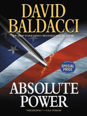 Click this cover for a(n) eBook sample of Absolute Power