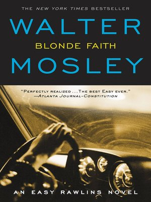 Cover of Blonde Faith