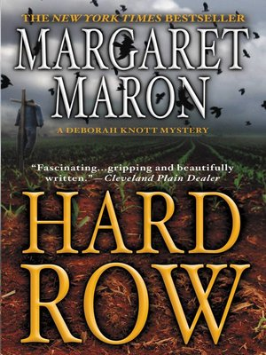 Click this cover for a(n) eBook sample of Hard Row.