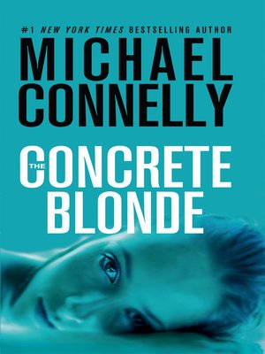 Click this cover for a(n) eBook sample of The Concrete Blonde