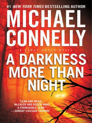 Cover of A Darkness More Than Night