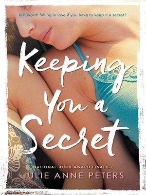 Cover of Keeping You a Secret