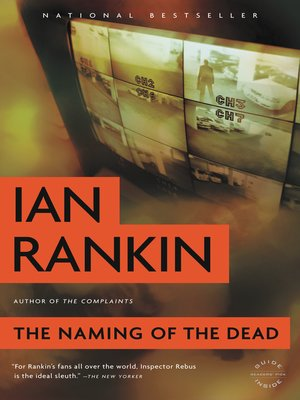 Cover of The Naming of the Dead