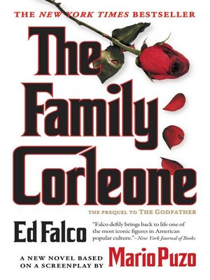 Click this cover for a(n) eBook sample of The Family Corleone
