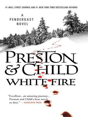 Click this cover for a(n) eBook sample of White Fire.