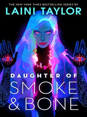 Click this cover for a(n) eBook sample of Daughter of Smoke & Bone.