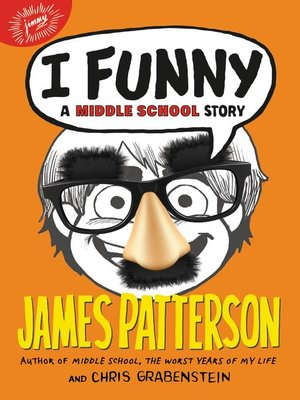 Click this cover for a(n) eBook sample of I, Funny.
