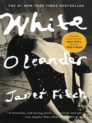 Click this cover for a(n) eBook sample of White Oleander.