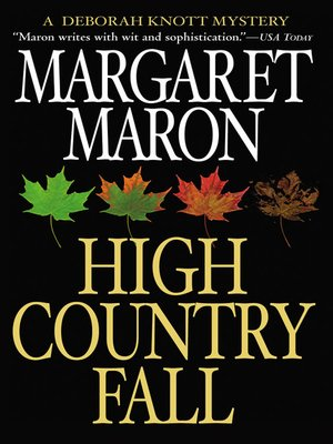 Click this cover for a(n) eBook sample of High Country Fall.