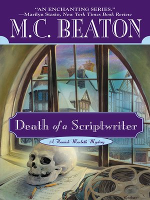 Click this cover for a(n) eBook sample of Death of a Scriptwriter.