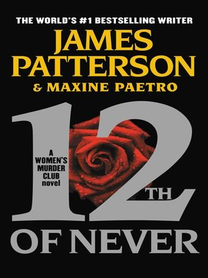 Click this cover for a(n) eBook sample of 12th of Never