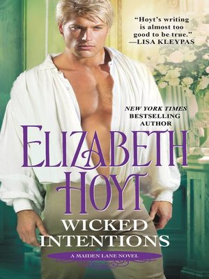 Click this cover for a(n) eBook sample of Wicked Intentions