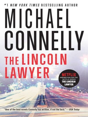 Click this cover for a(n) eBook sample of The Lincoln Lawyer