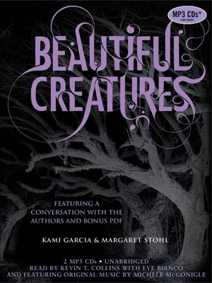 Click this cover for a(n) Audiobook sample of Beautiful Creatures.