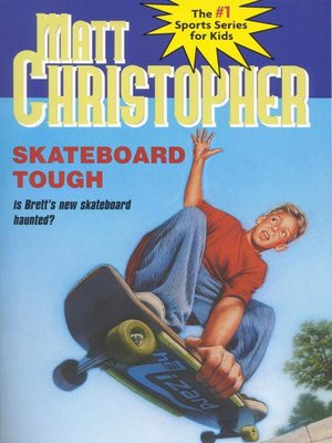 Click this cover for a(n) eBook sample of Skateboard Tough.