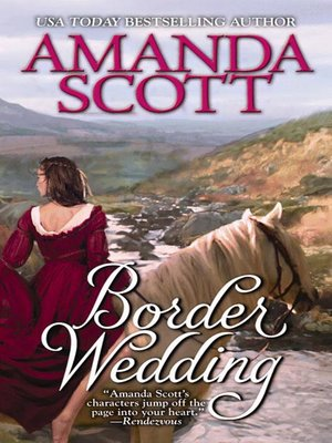 Click this cover for a(n) eBook sample of Border Wedding.