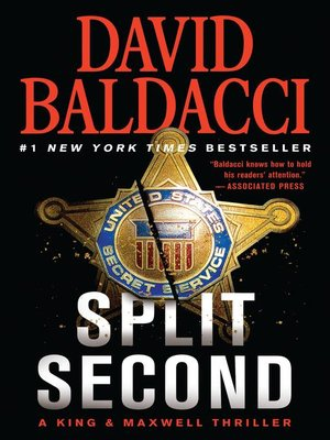 Click this cover for a(n) eBook sample of Split Second.