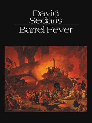 Cover of Barrel Fever