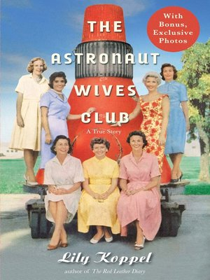 Click this cover for a(n) eBook sample of The Astronaut Wives Club