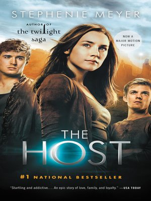 Click this cover for a(n) eBook sample of The Host.