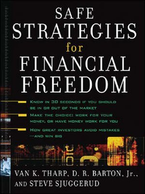 Click this cover for a(n) Audiobook sample of Safe Strategies for Financial Freedom.