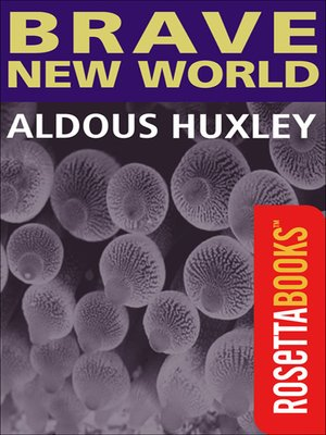 Click this cover for a(n) eBook sample of Brave New World