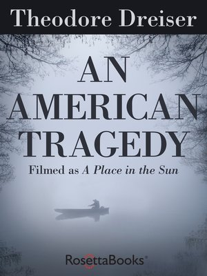 Click this cover for a(n) eBook sample of An American Tragedy