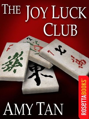 Click this cover for a(n) eBook sample of The Joy Luck Club