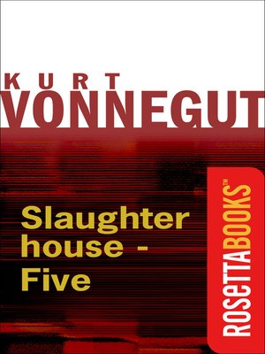 Cover of Slaughter-House Five