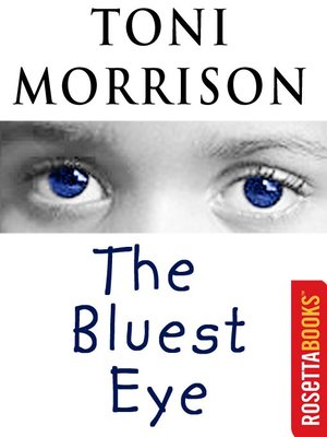 Click this cover for a(n) eBook sample of The Bluest Eye.