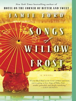 Click this cover for a(n) eBook sample of Songs of Willow Frost.
