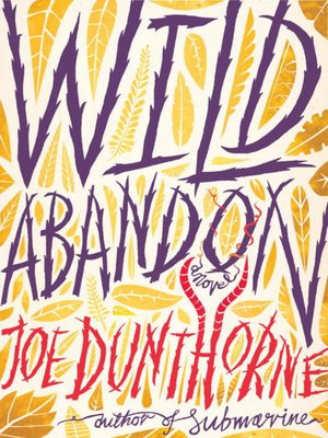 Click this cover for a(n) eBook sample of Wild Abandon