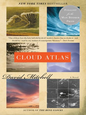 Click this cover for a(n) eBook sample of Cloud Atlas.