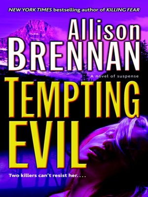 Click this cover for a(n) eBook sample of Tempting Evil.