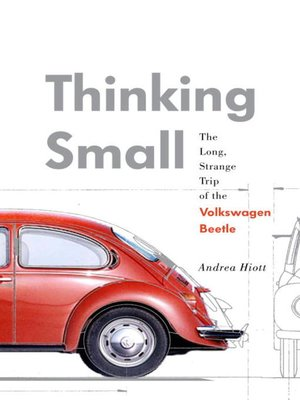 Click this cover for a(n) eBook sample of Thinking Small.