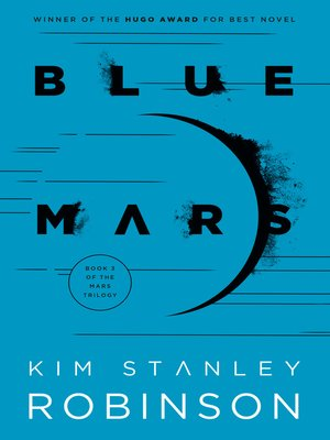 Click this cover for a(n) eBook sample of Blue Mars.