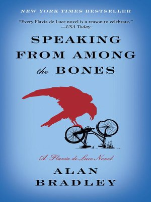 Click this cover for a(n) eBook sample of Speaking from Among the Bones.