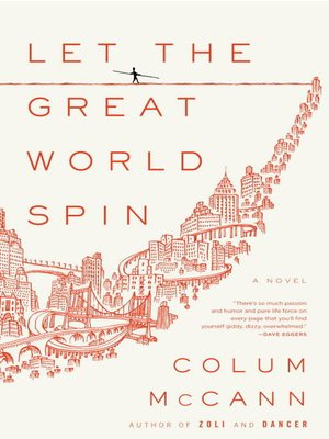 Click this cover for a(n) eBook sample of Let the Great World Spin.