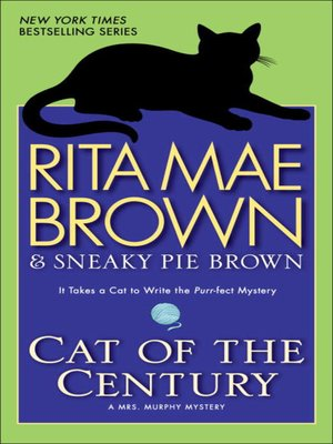 Click this cover for a(n) eBook sample of Cat of the Century.