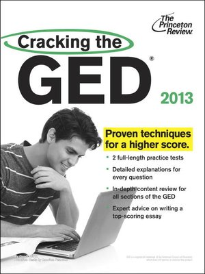 Cracking the GED