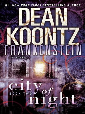 Click this cover for a(n) eBook sample of City of Night.
