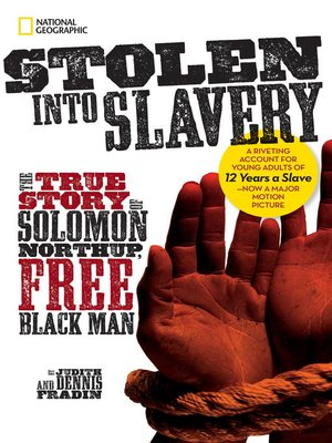 Click this cover for a(n) eBook sample of Stolen into Slavery.