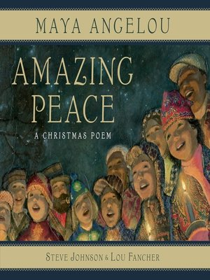 Click this cover for a(n) eBook sample of Amazing Peace.