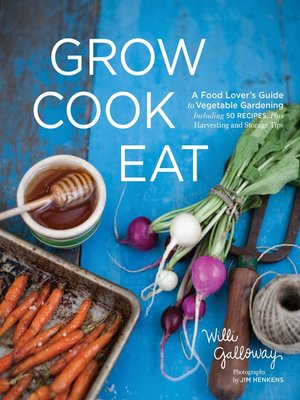 Click this cover for a(n) eBook sample of Grow Cook Eat.