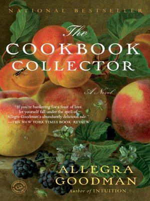 Cover of The Cookbook Collector