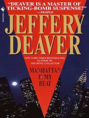 Click this cover for a(n) eBook sample of Manhattan Is My Beat