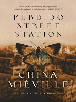 Click this cover for a(n) eBook sample of Perdido Street Station.