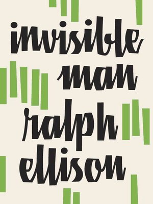 Cover of Invisible Man