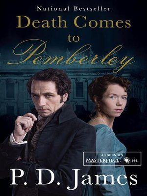 Click this cover for a(n) eBook sample of Death Comes to Pemberley