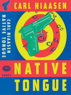 Click this cover for a(n) eBook sample of Native Tongue.